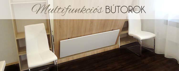 Multifunkciós bútorok