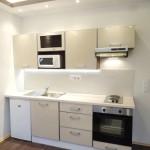 kis lakás modern konyha