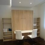 Multifunkciós asztal kis lakásban