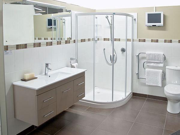 Tippek f rd szoba kialak t s hoz h t lev l tervez iroda for Bathroom designs new zealand