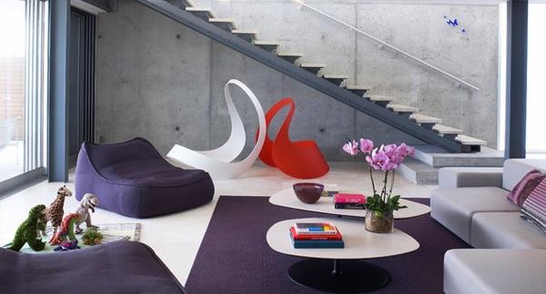 Fotel alakú babzsák