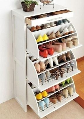 Praktikus cipőtároló szekrény