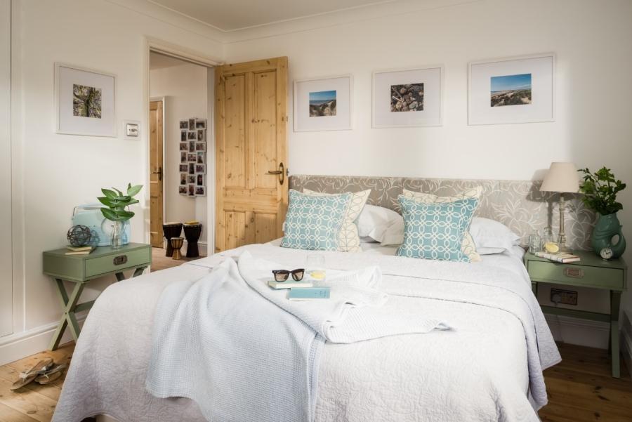 Otthonos nyaraló hálószoba