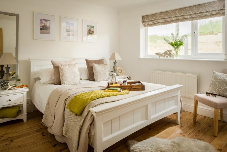 Otthonos nyaraló, másik hálószoba