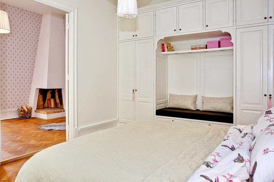 Klassziku és elegáns hálószoba