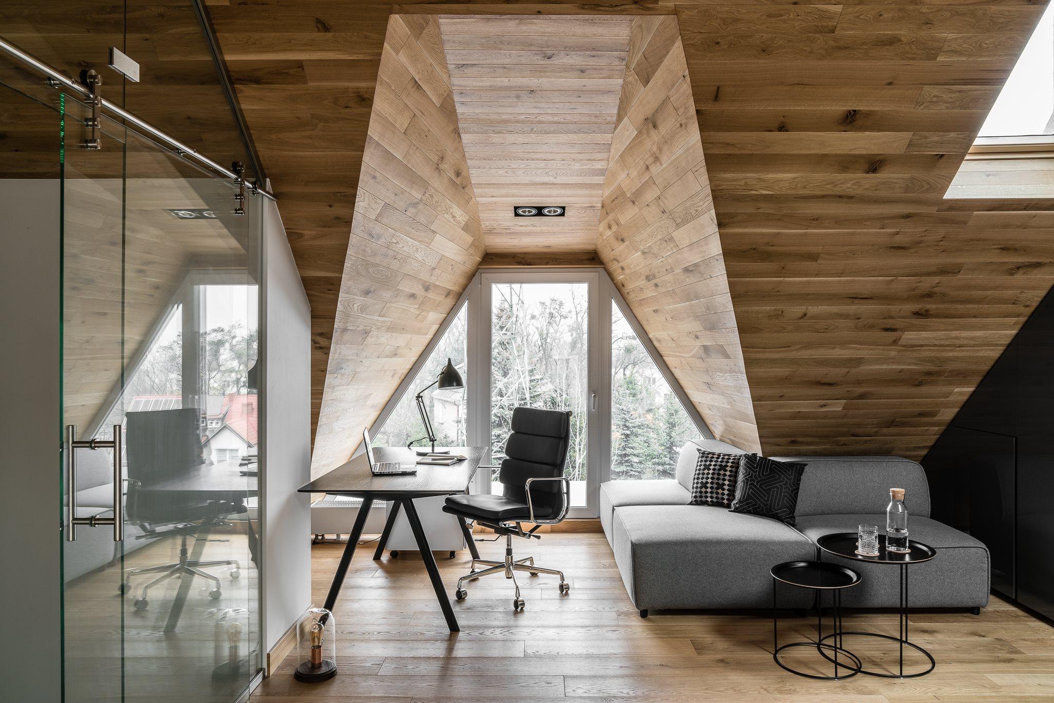 Tetőtéri megoldások