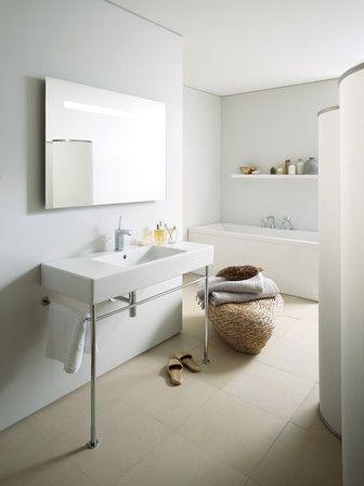 Duravit falra szerelhető mosdókagylója