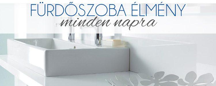 Fürdőszoba élmény minden napra