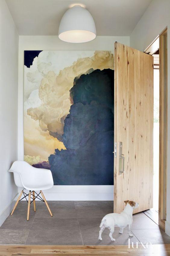 Festmény fal méretben