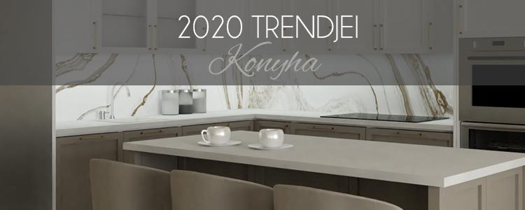 2020 TRENDJEI - Konyhák