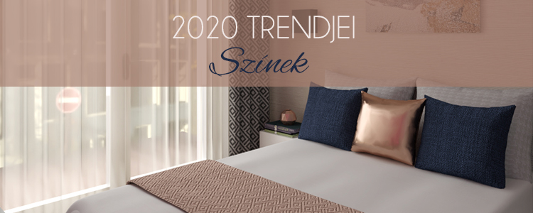 2020 TENDJEI - Színek
